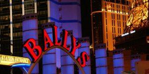 Ballys Las Vegs Entrance