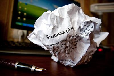 Business Plan Screwed Up