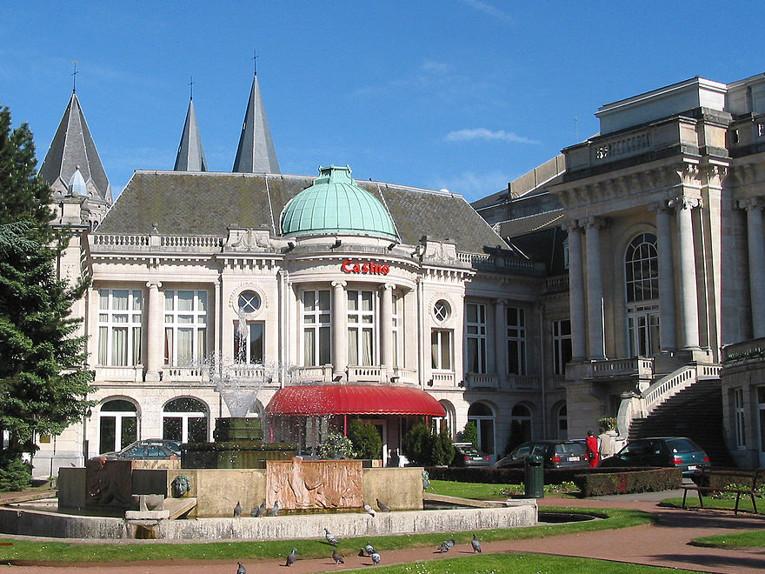Casino De Spa, Belgium