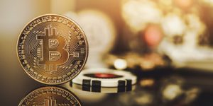 Cryptocurrency and Casino Chips