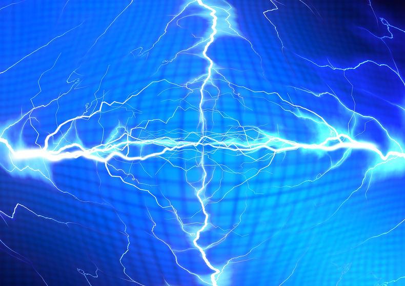 Electric Flash Cross