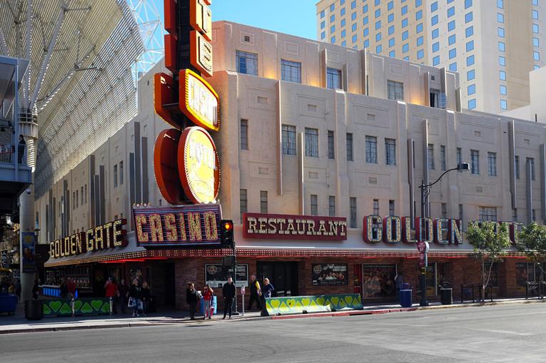 Golden Gate Casino, Las Vegas