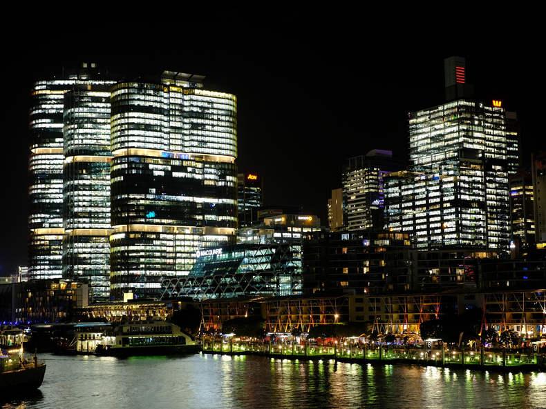 International Towers, Barangaroo, Sydney, Australia