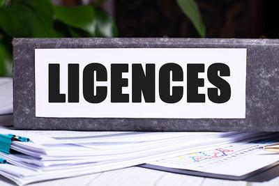Licences Folder