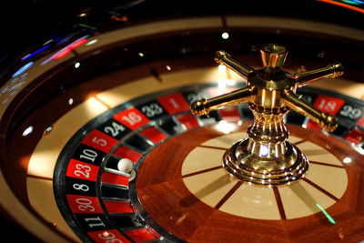 Roulette Wheel Number 10