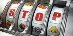 Stop on Slot Machine