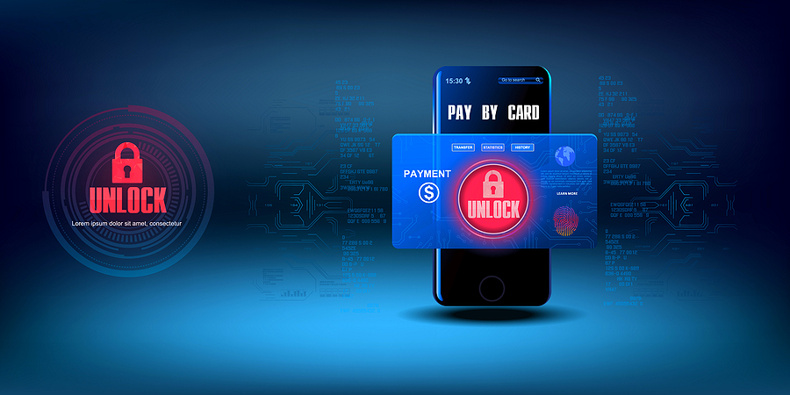 Unlock Payment Method