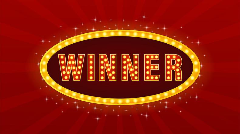 Winner Lightbox Icon