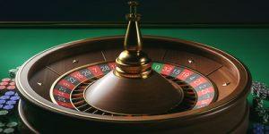 Wooden 3D Roulette Wheel