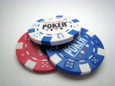World Series of Poker Chips